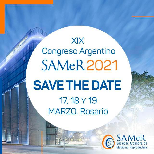 XIX Congreso Argentino de Medicina Reproductiva 2021